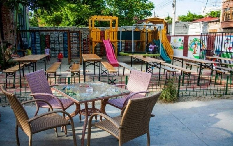 10 restaurante child friendly în București