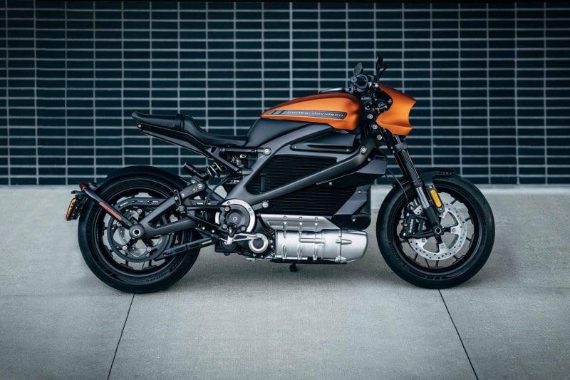 Cum arată prima motocicletă electrică Harley Davidson?