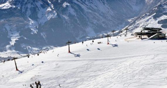 Cele mai bune stațiuni de schi din Austria