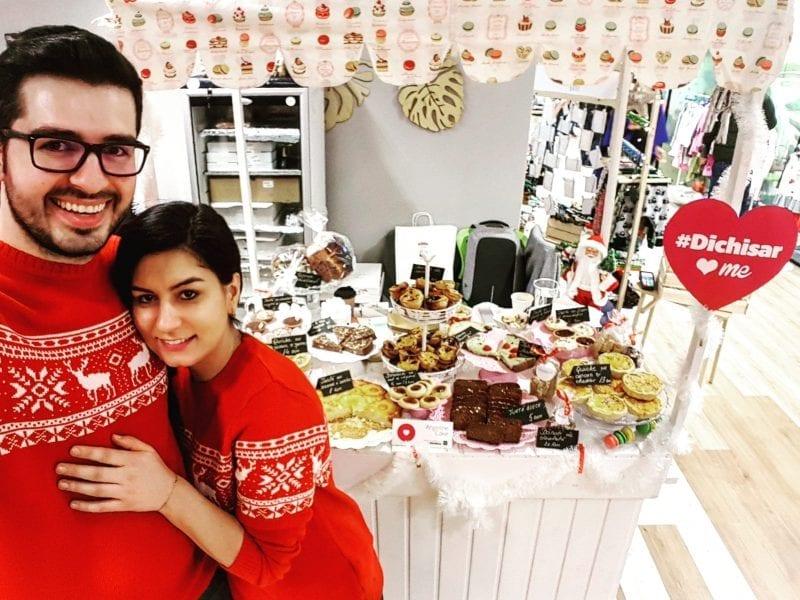 Povestea tinerilor pasionați de dulciuri, care au lăsat multinaționalele pentru a se apuca de frământat și copt prăjituri la Angeline Cake Boutique