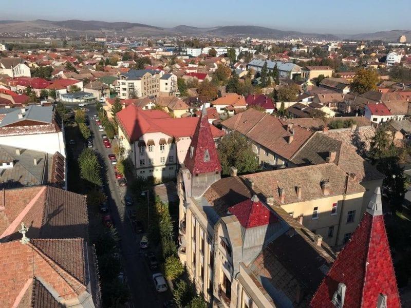 3 locuri din județul Mureș pe care să le explorezi în 2019, recomandate de Răzvan Pascu
