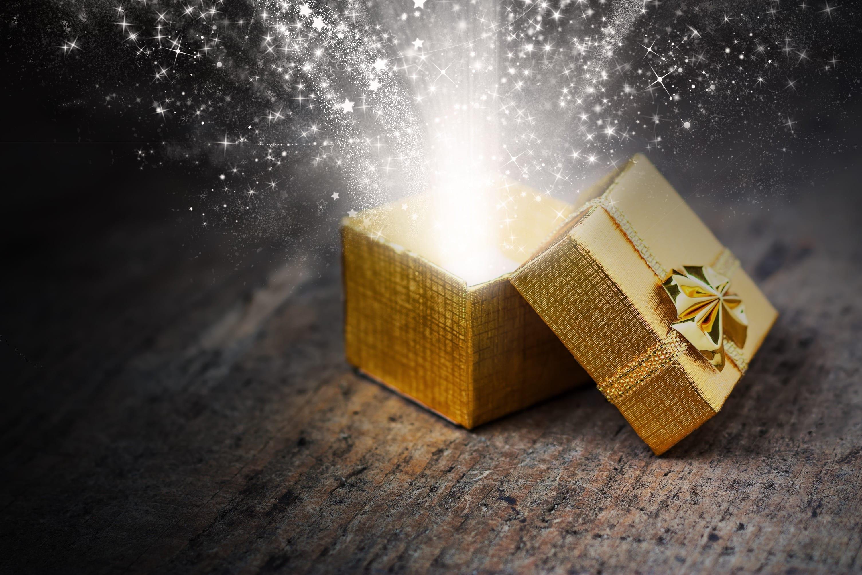 Ideea de cadou Primul intalnire om