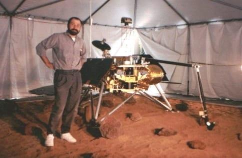 Radu Popa, de la explorator cu barca pe Marea Neagră, la căutător al vieții pe Marte, la NASA