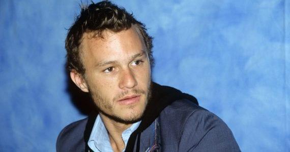 Viața lui Heath Ledger