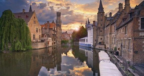 Viața în Belgia