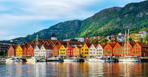 Viața în Norvegia