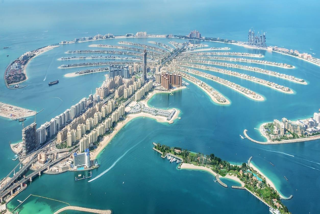 Experiente inedite in Dubai