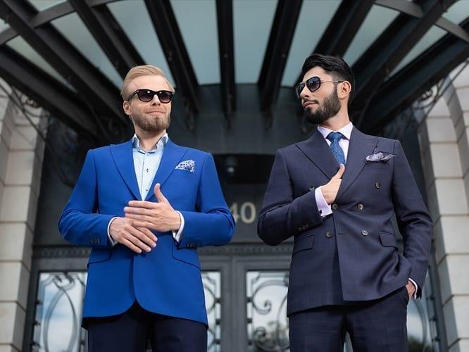 Atunci când haina chiar îl face pe om: cine sunt Alex și Matei, fondatorii SARTO, tinerii care vor să schimbe modul în care se îmbracă românii