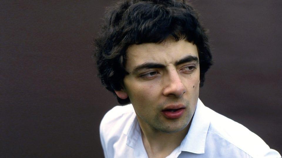 Atkinson (Mr. Bean) în tinerețe, Foto: BBC