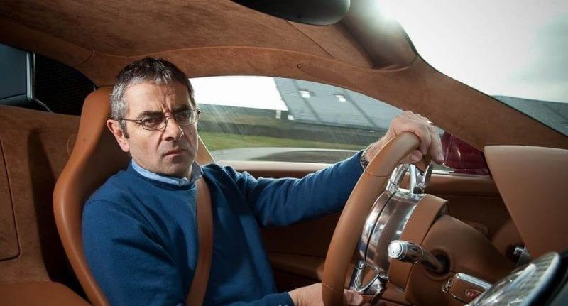 Mr. Bean - Pasiunea lui Atkinson pentru mașini, Foto: alux.com