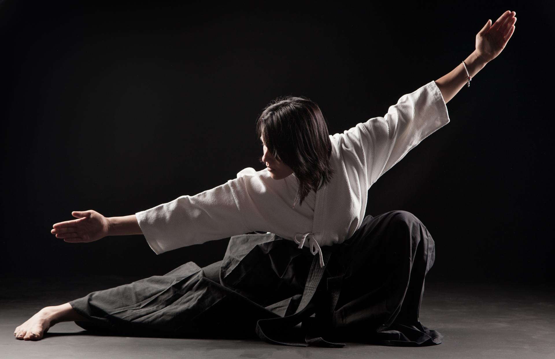 Angajați-vă în arte marțiale cu viziune scăzută - Viziune în artele marțiale