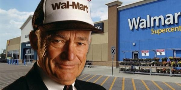 fondatorul Walmart