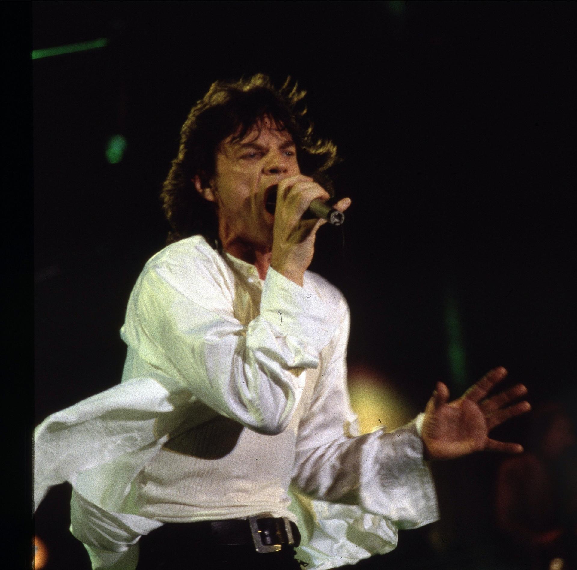Inregistrari The Rolling Stones din au aparut pe YouTube. Ce urmareste Mick Jagger