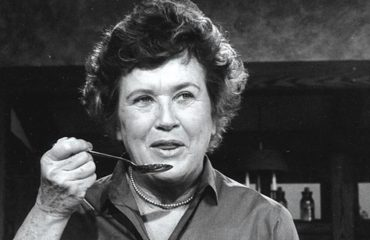 Julia Child 50 de ani