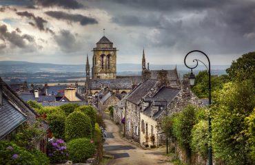 Sate frumoase din Franța