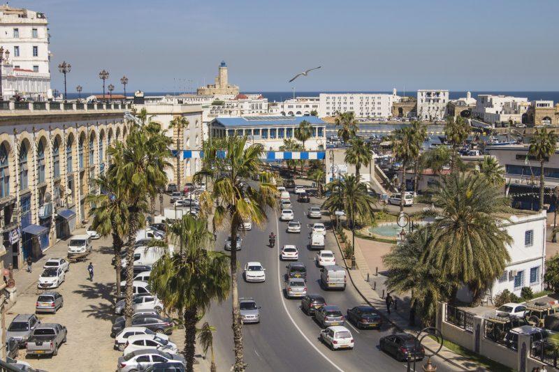Locul de intalnire intre om Algeria
