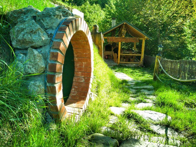 Căsuța de Hobbit