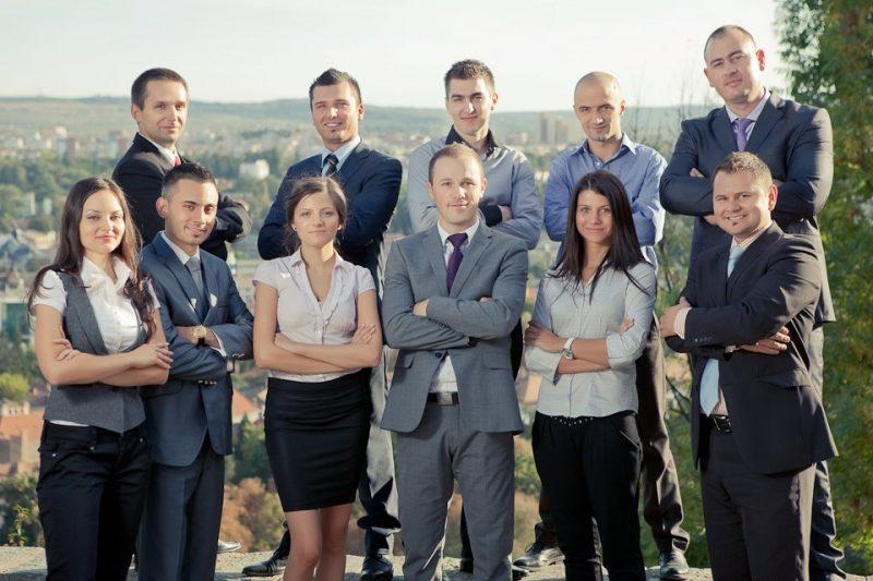 Cătălin Priscorniță și echipa lui