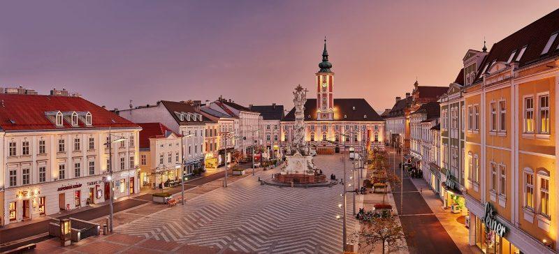 Locuri de vizitat în apropierea Vienei