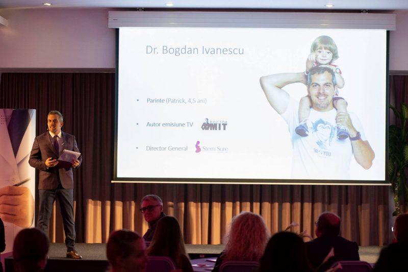 Bogdan Ivănescu la evenimentele Doctor Mit