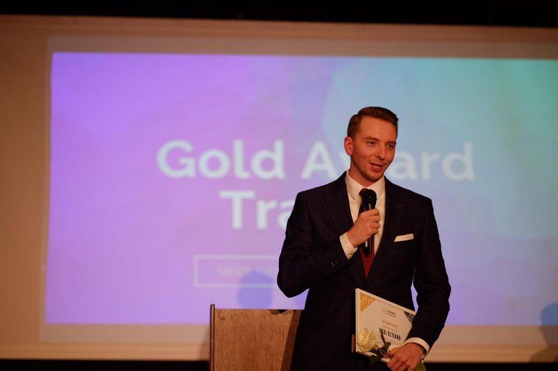 Paul Olteanu, premiat la LD-Awards