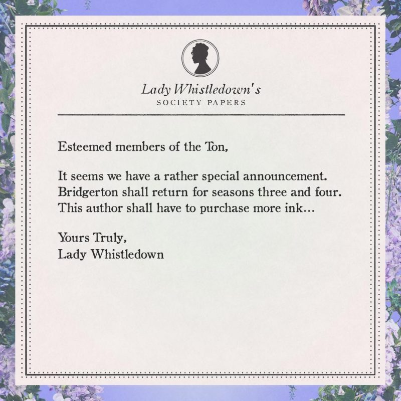 Lady Whistledown