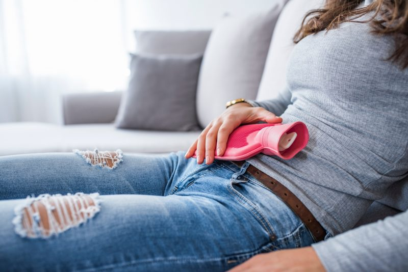 cum poți ameliora durerile menstruale