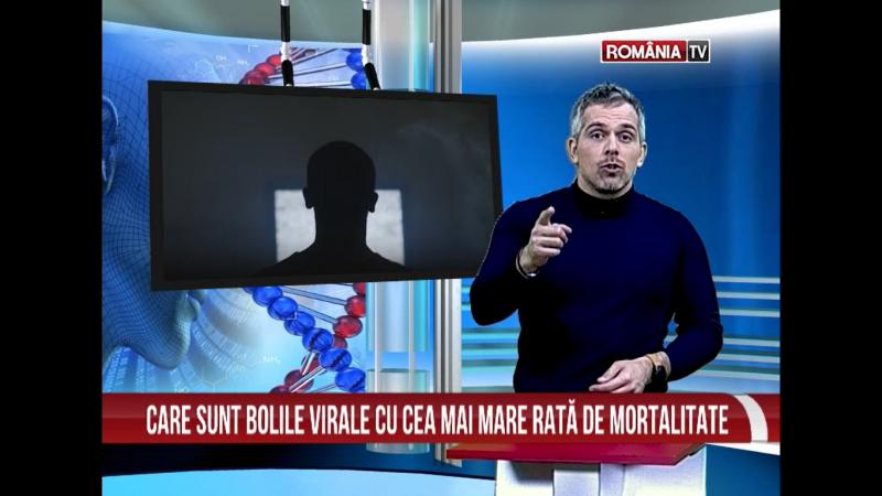 Bogdan Ivănescu prezintă emisiunea Doctor Mit