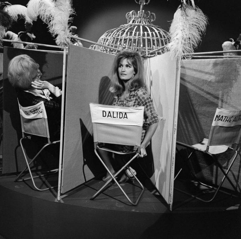 povestea de viață a Dalidei