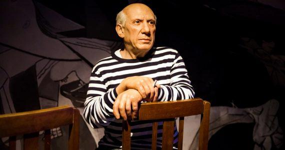 Viața lui Pablo Picasso