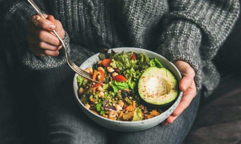 vegan vegetarian pescetarian flexitarian