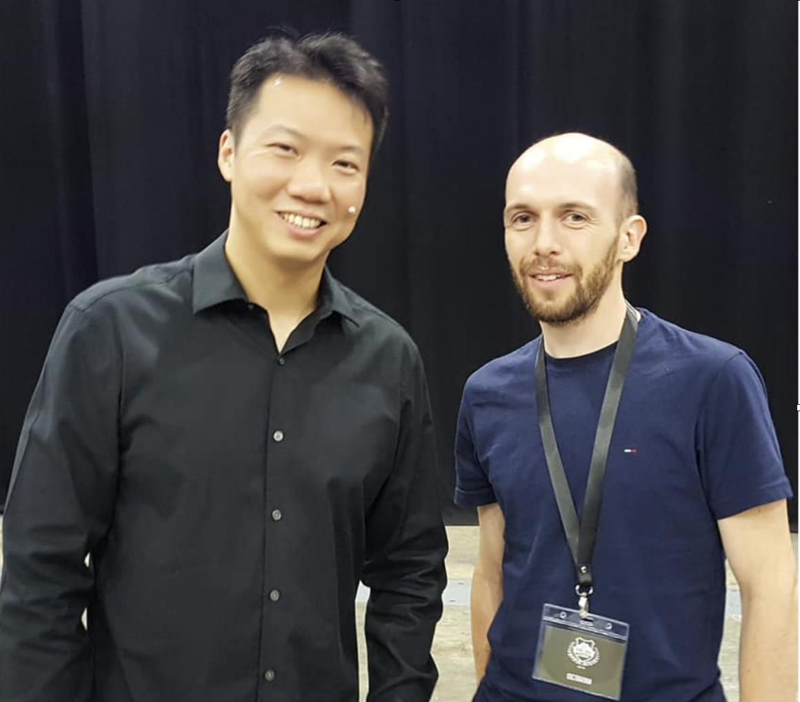Cu Joey Yap, profesor de metafizică din Malaezia