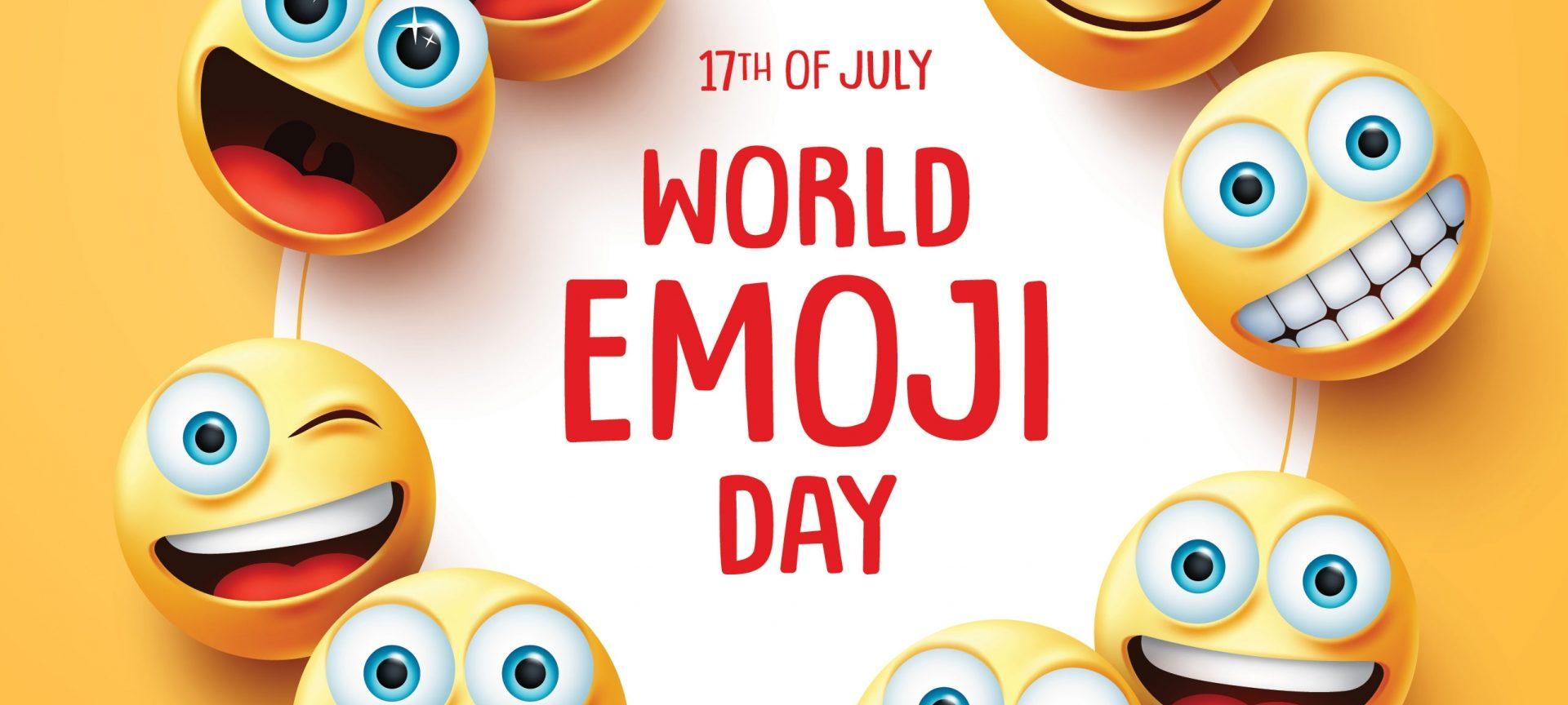 World emojy day