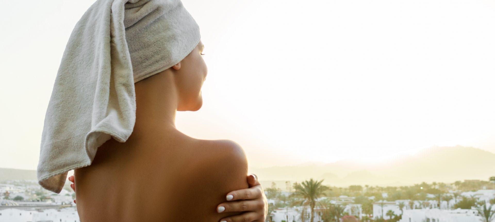 cum să ai grijă de pielea ta după vacanță