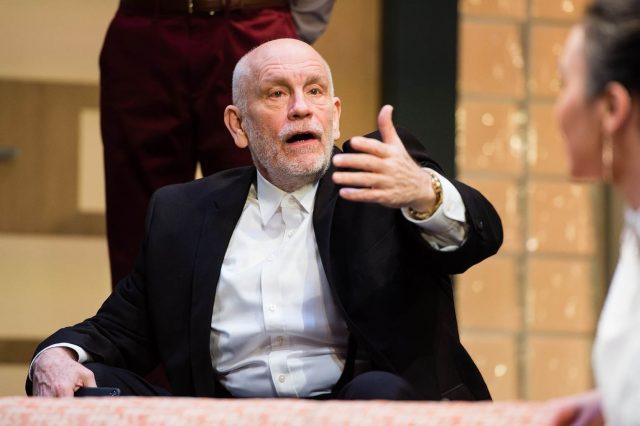 Premieră în istoria filmului românesc: John Malkovich îl va interpreta pe Sergiu Celibidache în filmul biografic Cravata Galbenă