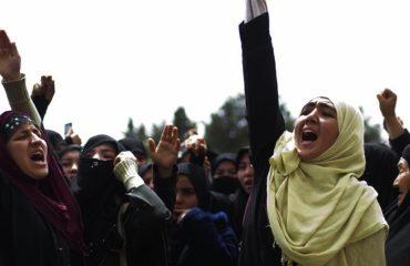 femeile din Afganistan