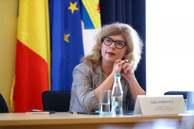 Iulia Popovici, de la critică de teatru și jurnalism, la politică și politici publice