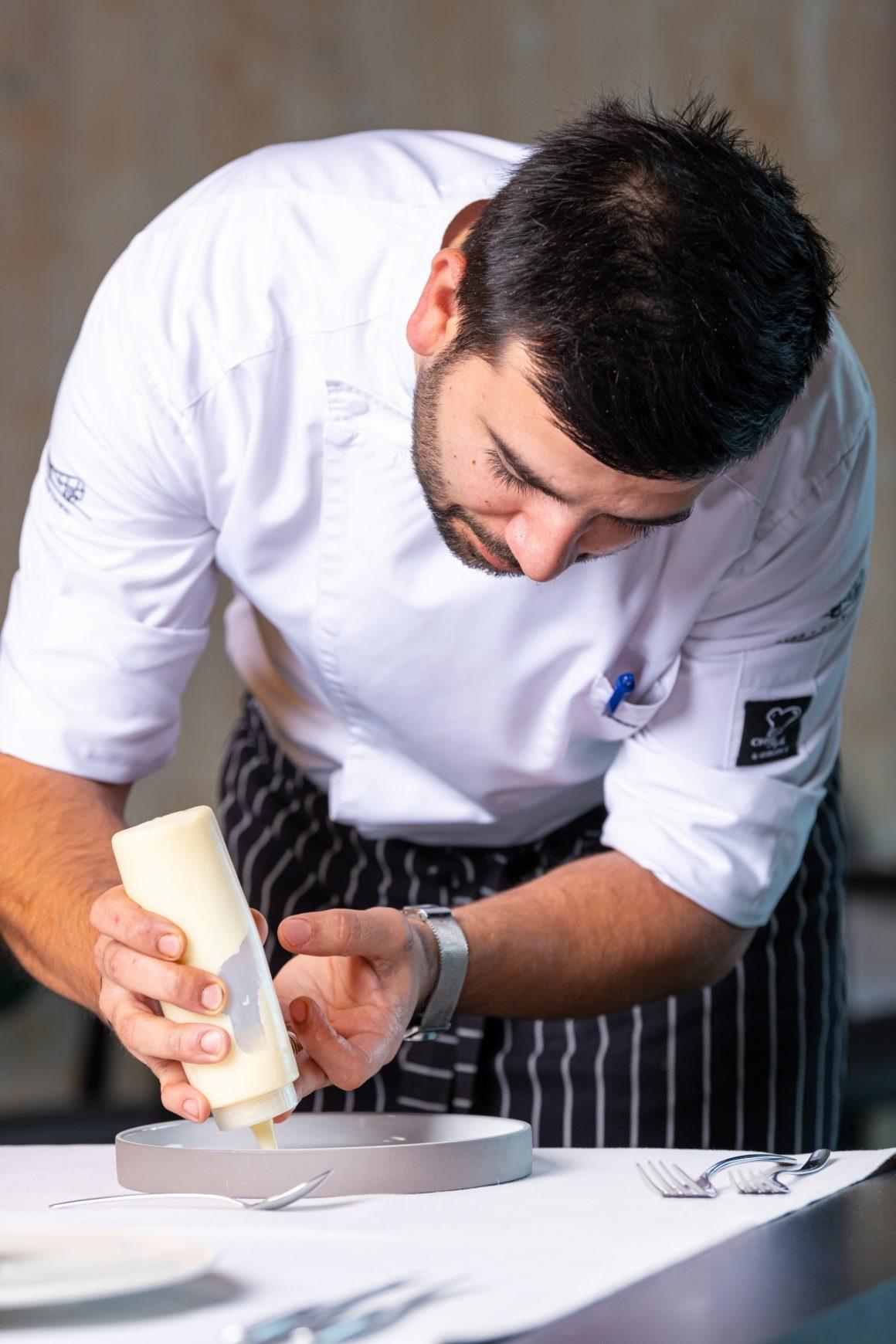 Head Chef Ionuț Gagiu