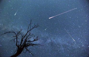 ploile de meteoriți
