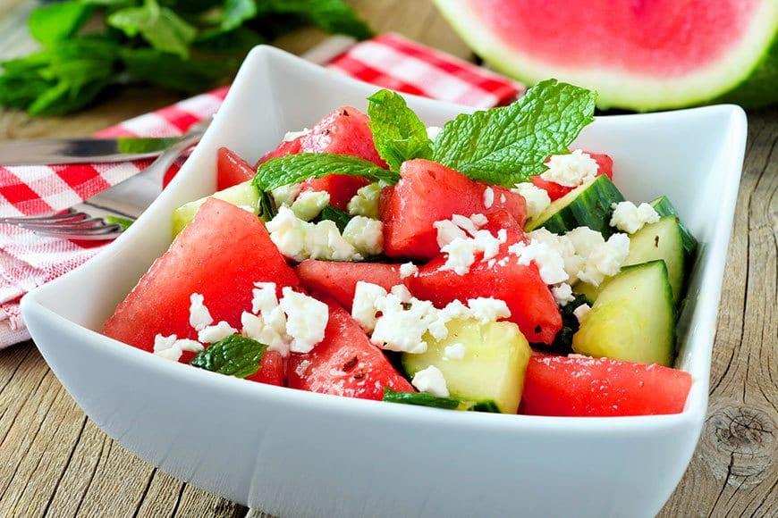 Dieta cu pepene verde - sau cum sa slabesti usor