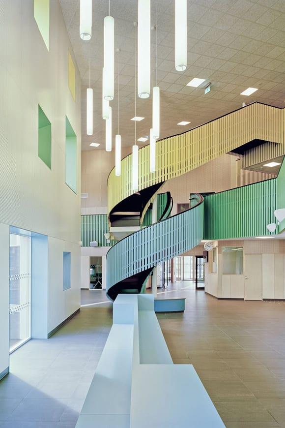 cele mai frumoase școli din lume Kungsbacka Suedia