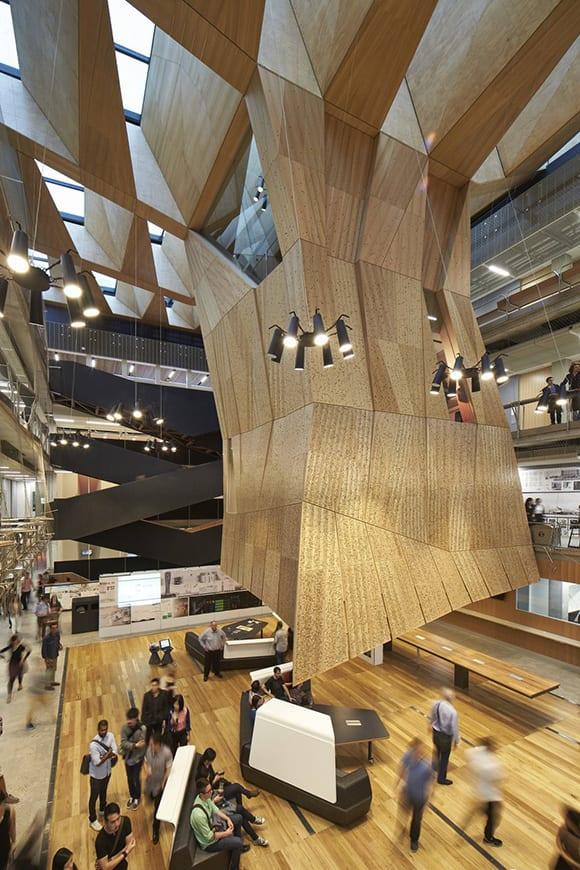 cele mai frumoase școli din lume design Melbourne