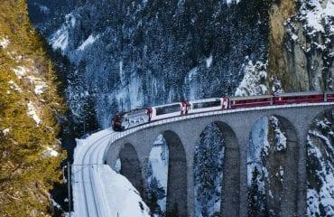 Cele mai frumoase călătorii cu trenul prin Europa