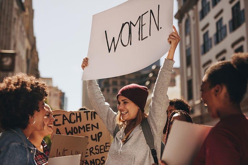 Site- ul femeilor americane