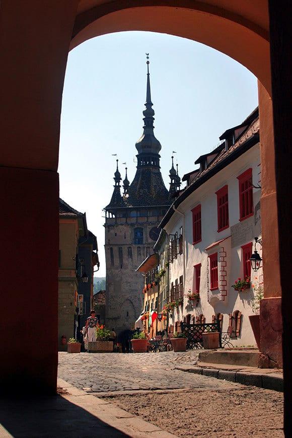 Turnul Cetăţii. Foto: Hepta.