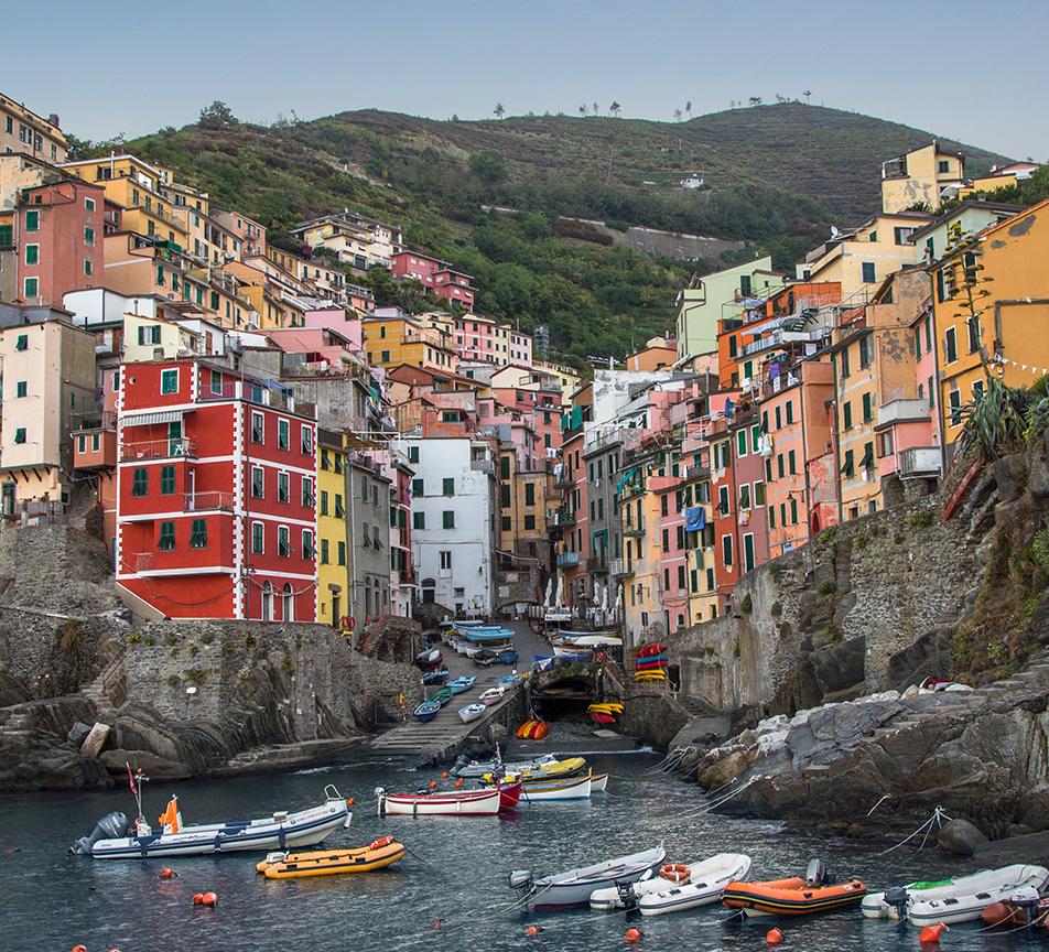 Cele mai frumoase oraşe din Italia