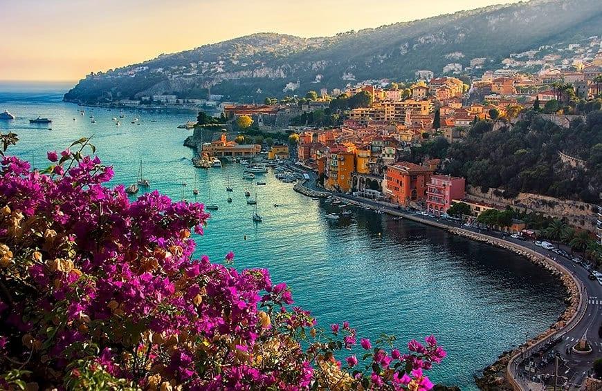 Cele mai frumoase oraşe din Franţa Foto: iStock
