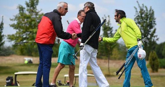 Ghid de iniţiere în jocul de golf