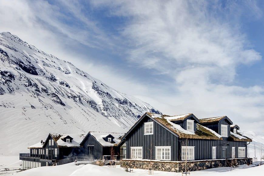 Hotelul Eleven Experience din Islanda