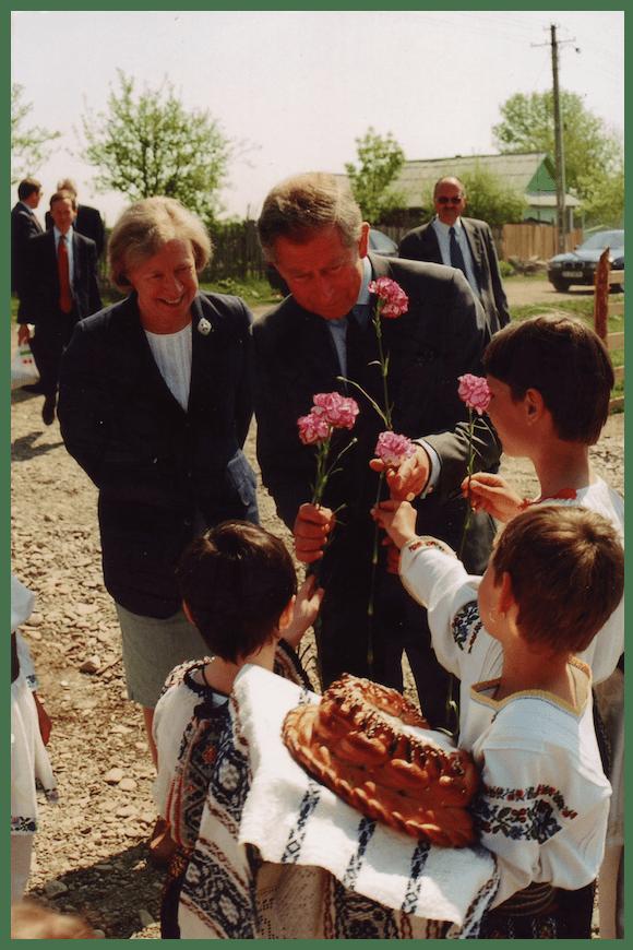 Jane Nicholson şi Alteţea Sa Regală, Prinţul Charles